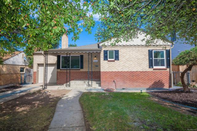 1354 Ivy Street, Denver, CO 80220 (#5686118) :: The Griffith Home Team