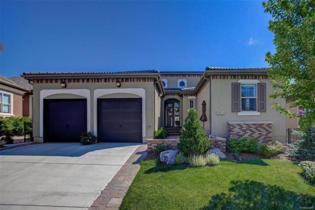 10517 Montecito Drive, Lone Tree, CO 80124 (#5686607) :: Colorado Team Real Estate