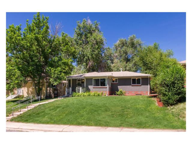 321 S Ivy Street, Denver, CO 80224 (MLS #5686648) :: 8z Real Estate