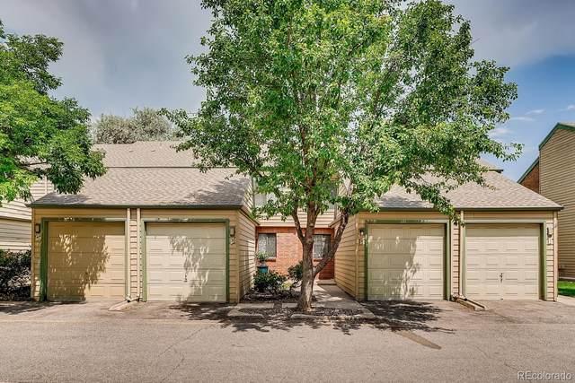 3686 S Depew Street #2, Lakewood, CO 80235 (MLS #5686714) :: 8z Real Estate