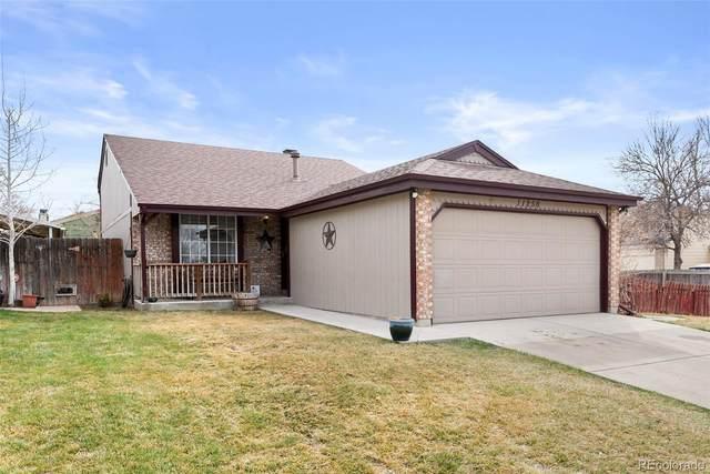 11256 Elm Drive, Thornton, CO 80233 (MLS #5687012) :: 8z Real Estate