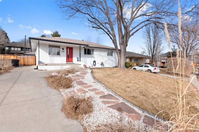 351 Hudson Street, Denver, CO 80220 (#5687302) :: Wisdom Real Estate