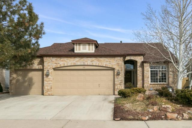 819 Topaz Street, Superior, CO 80027 (#5687328) :: The Heyl Group at Keller Williams