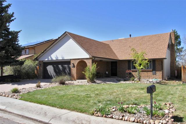 7699 W Fremont Avenue, Littleton, CO 80128 (#5687498) :: The Galo Garrido Group
