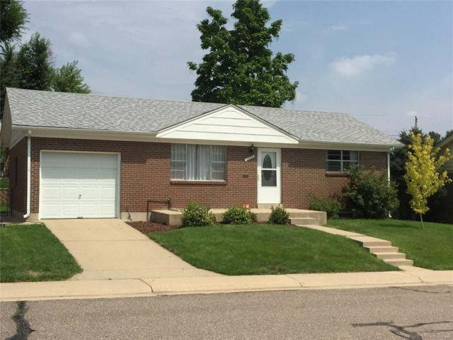 2009 E 114th Avenue, Northglenn, CO 80233 (MLS #5687581) :: 8z Real Estate