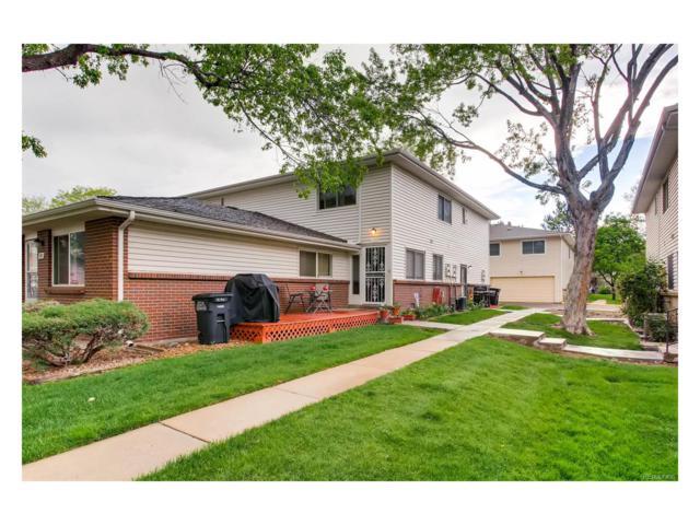 9195 E Lehigh Avenue #158, Denver, CO 80237 (MLS #5687602) :: 8z Real Estate