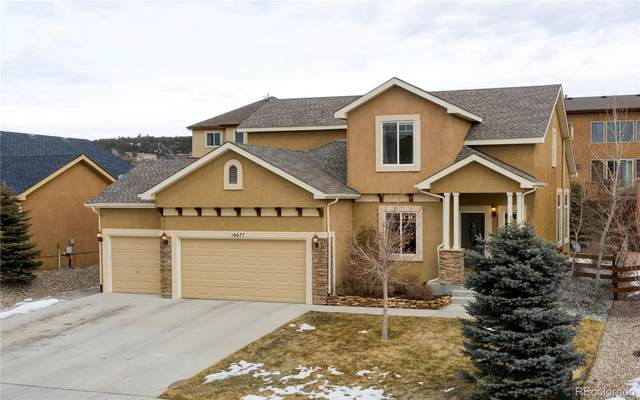 16677 Greyhawk Drive, Monument, CO 80132 (#5688052) :: The Harling Team @ HomeSmart