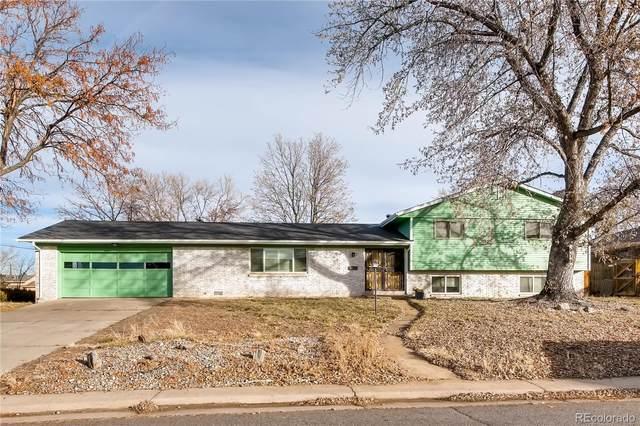 6501 E Dakota Avenue, Denver, CO 80224 (MLS #5688229) :: 8z Real Estate