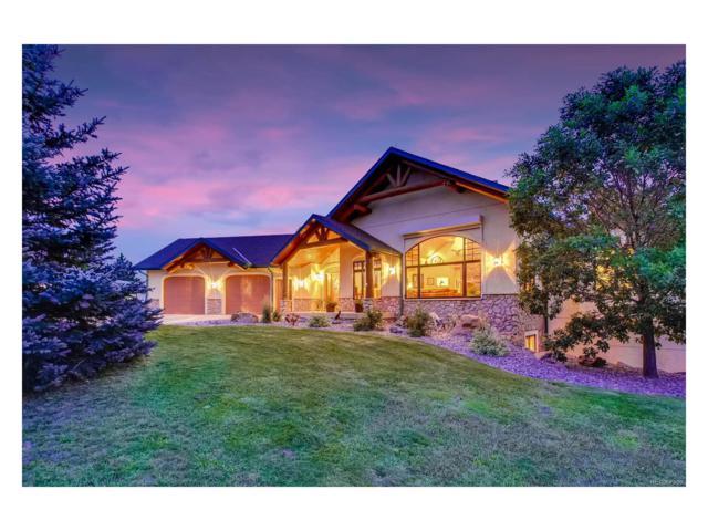 18020 County Road 1, Elbert, CO 80106 (MLS #5688735) :: 8z Real Estate