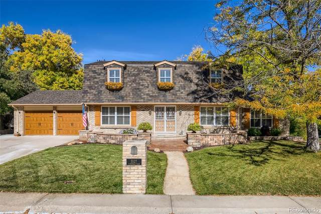 5527 W Hinsdale Place, Littleton, CO 80128 (#5688894) :: The DeGrood Team