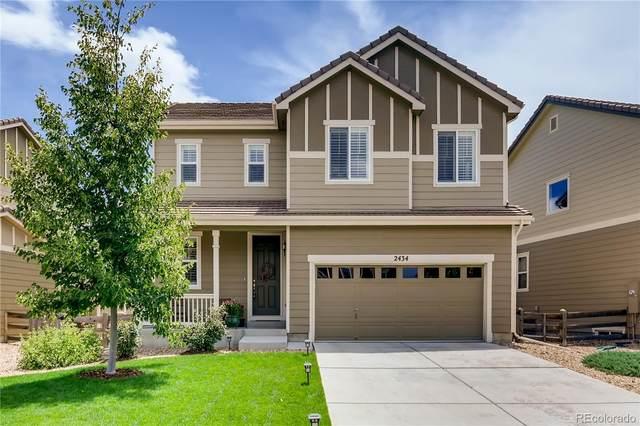 2434 Broadleaf Loop, Castle Rock, CO 80109 (#5689119) :: Wisdom Real Estate