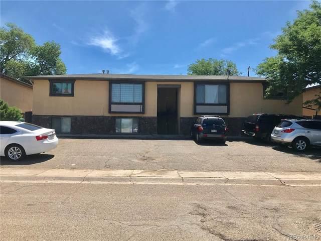 2122 Mohawk Road, Pueblo, CO 81001 (MLS #5689170) :: 8z Real Estate