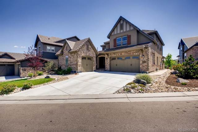 10754 Greycliffe Drive, Highlands Ranch, CO 80126 (#5689224) :: The Dixon Group