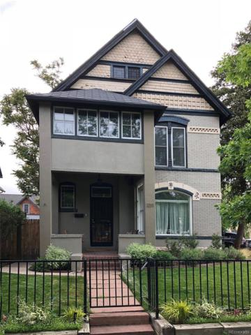 139 N Grant Street, Denver, CO 80203 (#5689494) :: The Heyl Group at Keller Williams