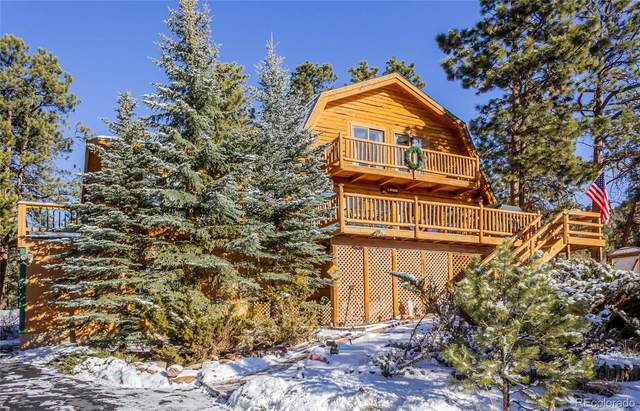 260 Morning Star Court, Woodland Park, CO 80863 (#5690297) :: The DeGrood Team