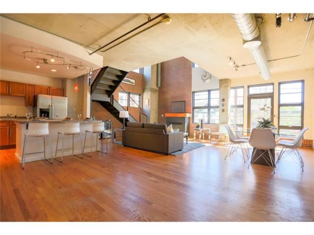 1860 Washington Street #202, Denver, CO 80203 (MLS #5690477) :: 8z Real Estate