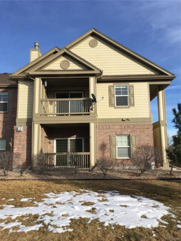 23401 E 5th Drive #101, Aurora, CO 80018 (#5691589) :: James Crocker Team