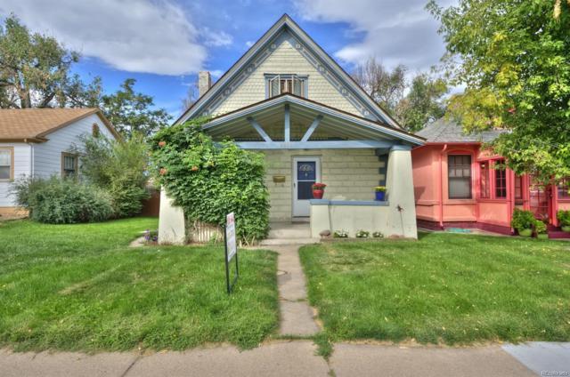 2053 S Downing Street, Denver, CO 80210 (MLS #5692166) :: 8z Real Estate