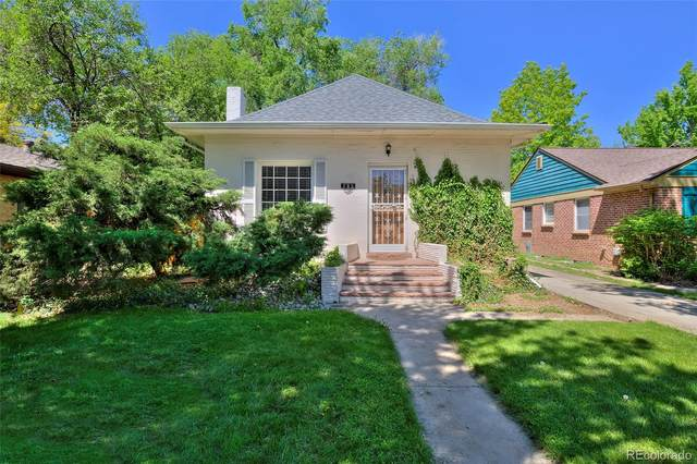 785 Niagara Street, Denver, CO 80220 (#5692177) :: Wisdom Real Estate