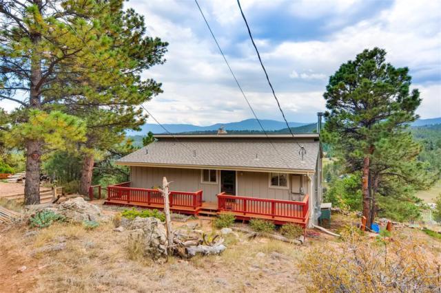 288 Buckskin Trail, Bailey, CO 80421 (MLS #5692539) :: 8z Real Estate