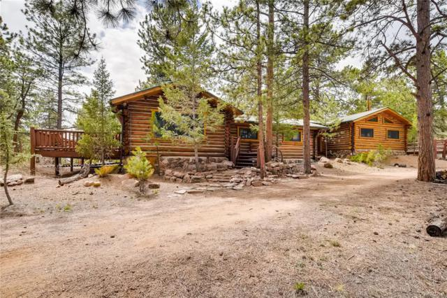 117 Pine Forest Road, Lake George, CO 80827 (MLS #5692644) :: 8z Real Estate