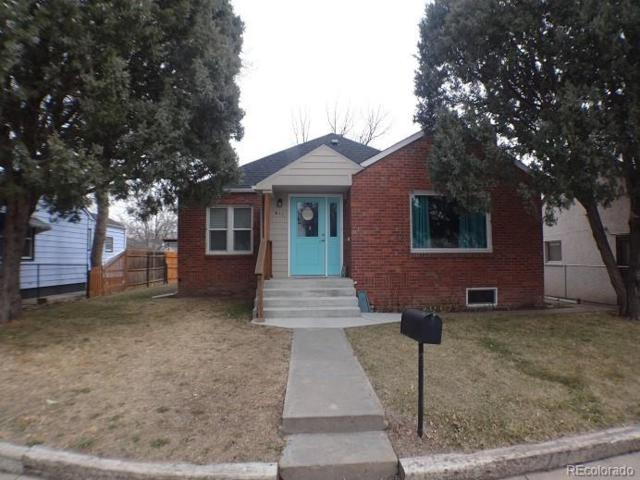 611 Custer Street, Brush, CO 80723 (#5692712) :: The Heyl Group at Keller Williams