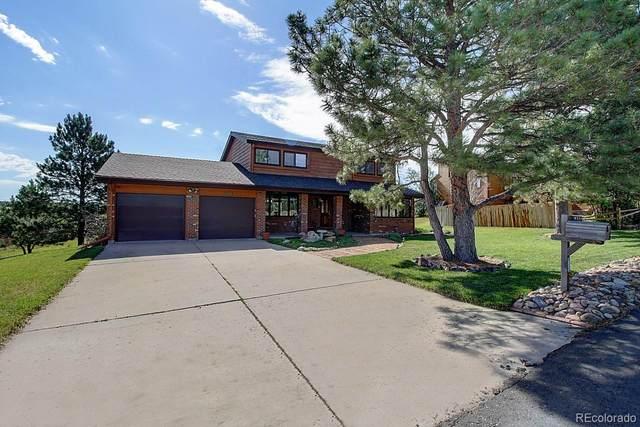 8321 Hillcrest Way, Parker, CO 80134 (#5692727) :: Kimberly Austin Properties