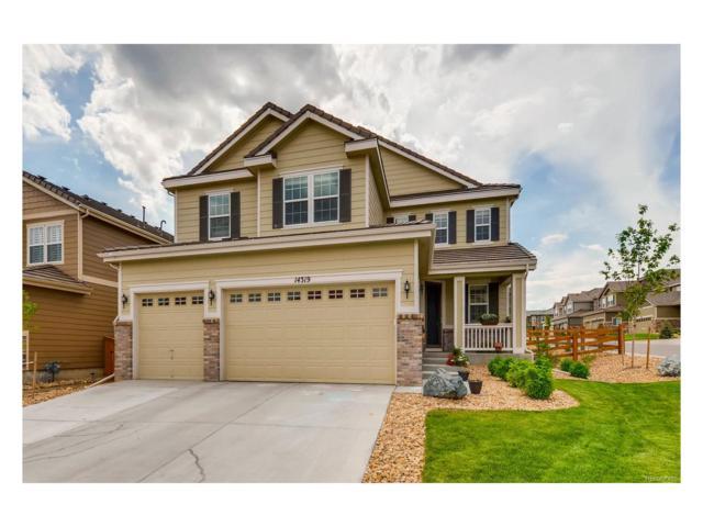 14319 Double Dutch Circle, Parker, CO 80134 (MLS #5692961) :: 8z Real Estate
