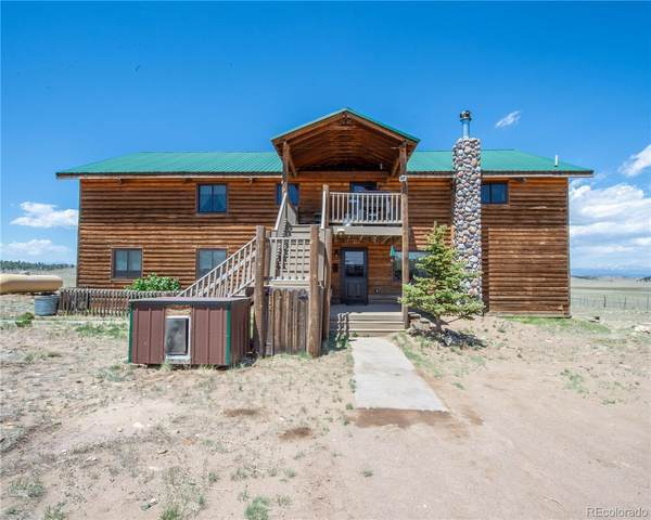 10570 County Road 53, Hartsel, CO 80449 (#5693455) :: The DeGrood Team