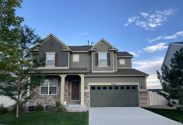 17840 Mimosa Street, Parker, CO 80134 (#5693564) :: iHomes Colorado