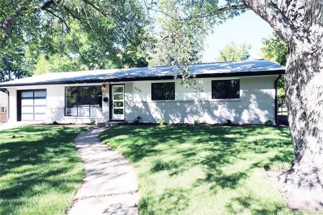 2278 Nicholl Street, Boulder, CO 80304 (MLS #5693874) :: 8z Real Estate