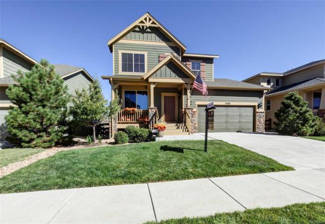 21387 E Stroll Avenue, Parker, CO 80138 (#5693971) :: Wisdom Real Estate