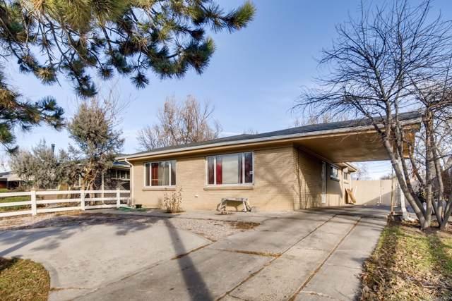 2048 Ironton Street, Aurora, CO 80010 (MLS #5694043) :: 8z Real Estate