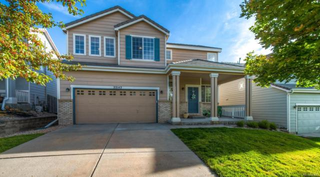 22142 E Belleview Place, Aurora, CO 80015 (MLS #5694359) :: 8z Real Estate