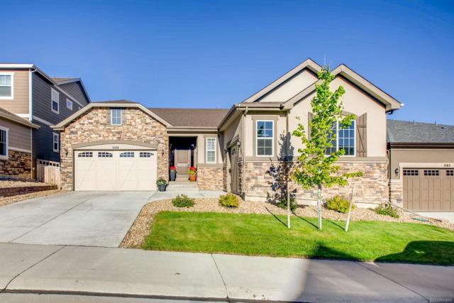 2168 Treetop Drive, Castle Rock, CO 80109 (#5694420) :: Colorado Team Real Estate