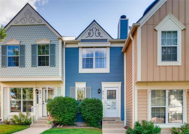 9216 W Ontario Drive, Littleton, CO 80128 (MLS #5694435) :: 8z Real Estate