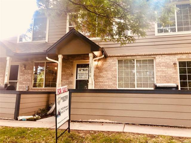 1089 W 112th Avenue C, Westminster, CO 80234 (#5694514) :: My Home Team