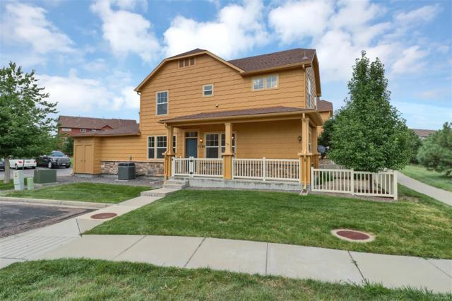 3760 Ute Mountain Trail, Castle Rock, CO 80109 (#5694597) :: Sellstate Realty Pros