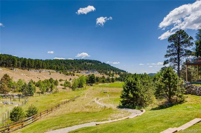 31101 Black Eagle Drive #1, Evergreen, CO 80439 (MLS #5695354) :: 8z Real Estate