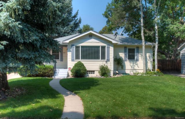 3031 S Marion Street, Englewood, CO 80113 (#5695502) :: HomePopper