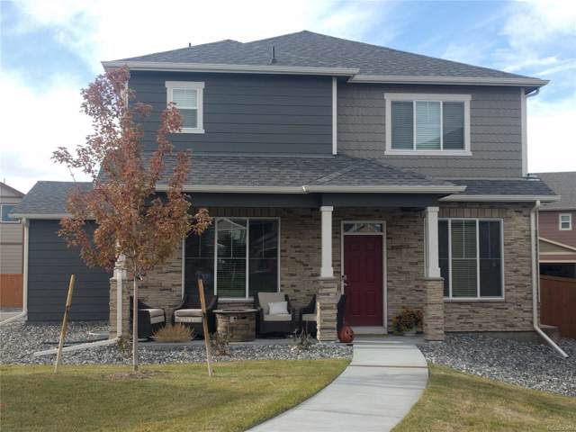 6687 Longpark Drive, Parker, CO 80138 (#5695577) :: The Griffith Home Team