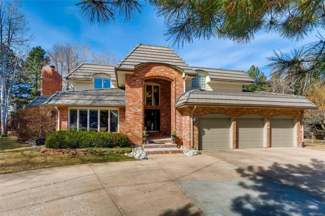 5443 S Emporia Court, Greenwood Village, CO 80111 (#5695635) :: The Peak Properties Group