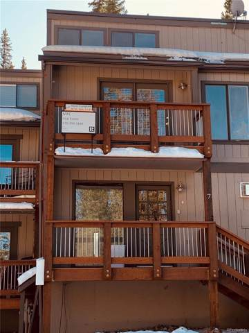 160 Bunker Hill Lode Road, Breckenridge, CO 80424 (#5695646) :: 5281 Exclusive Homes Realty