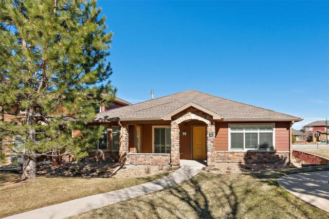 8637 Gold Peak Drive A, Highlands Ranch, CO 80130 (#5696121) :: The HomeSmiths Team - Keller Williams
