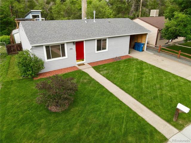 3165 W Bear Creek Drive, Englewood, CO 80110 (#5696458) :: The HomeSmiths Team - Keller Williams
