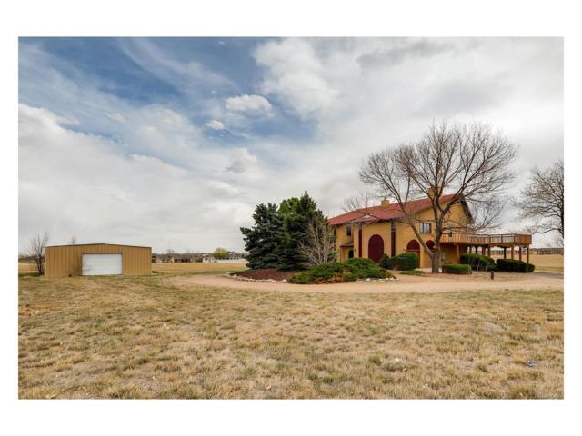 15270 Huron Street, Broomfield, CO 80023 (MLS #5697007) :: 8z Real Estate
