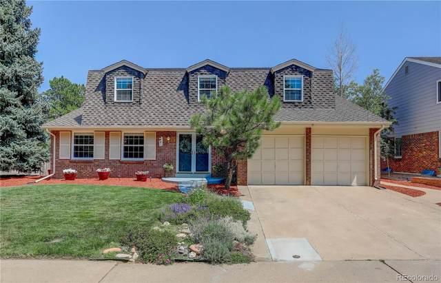 6806 S Pontiac Court, Centennial, CO 80112 (#5697173) :: Finch & Gable Real Estate Co.