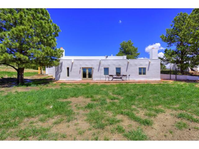 13369 County Road 94 Road, Elbert, CO 80106 (MLS #5697216) :: 8z Real Estate