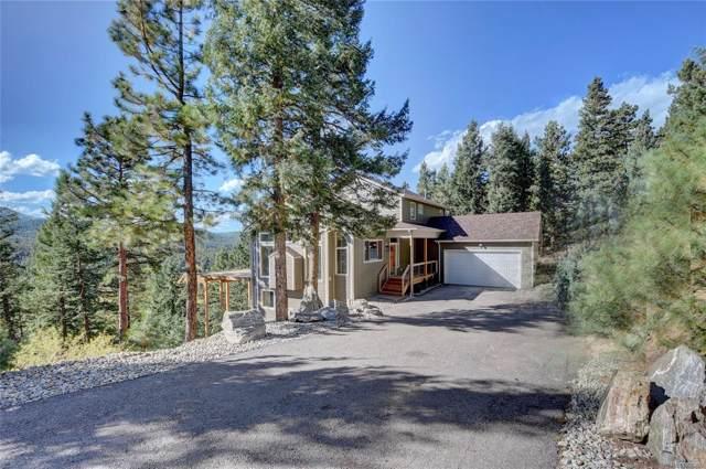 27324 Arrowhead Lane, Conifer, CO 80433 (MLS #5697265) :: 8z Real Estate