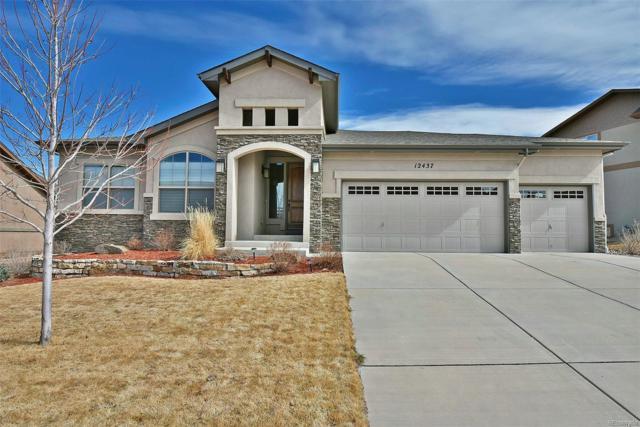 12437 Creekhurst Drive, Colorado Springs, CO 80921 (#5697309) :: Bring Home Denver